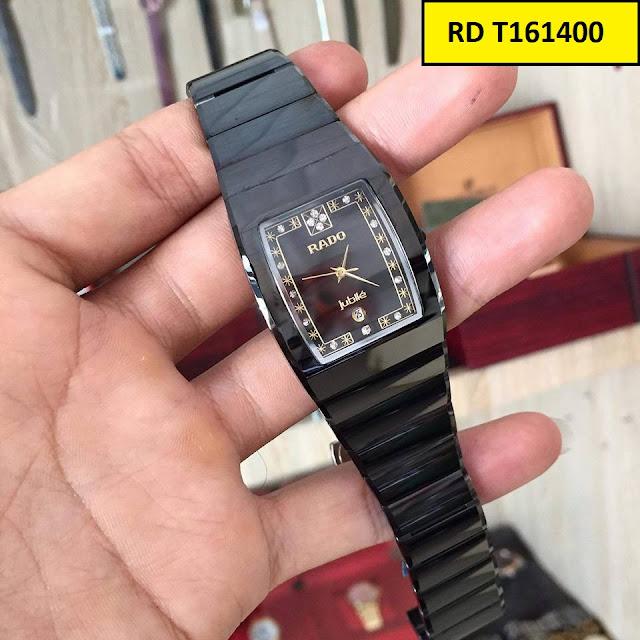 Đồng hồ nam mặt vuông Rado T161400