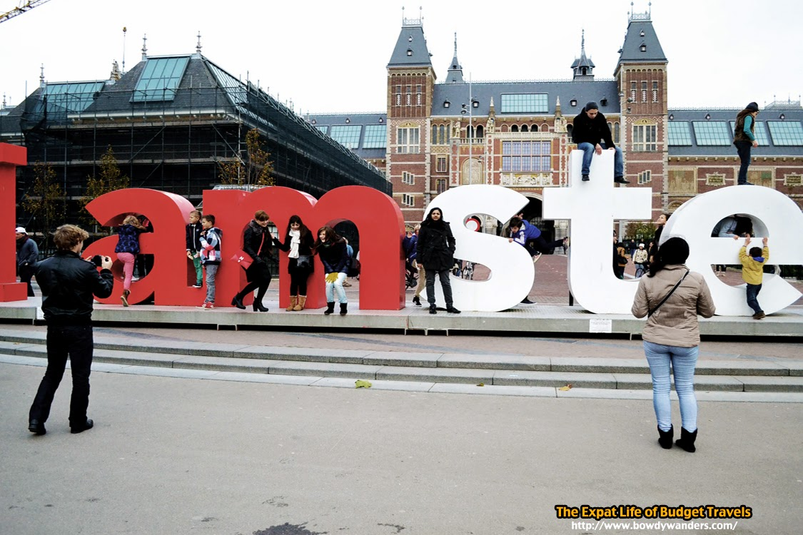 bowdywanders.com Singapore Travel Blog Philippines Photo :: Amsterdam :: Is Your IAmsterdam Experience Really THAT Good Enough?