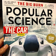 Hamster Walker in Popular Science Magazine