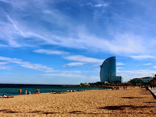 A Barcelona birthday