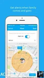 Lacak lokasi menggunakan Aplikasi iSharing
