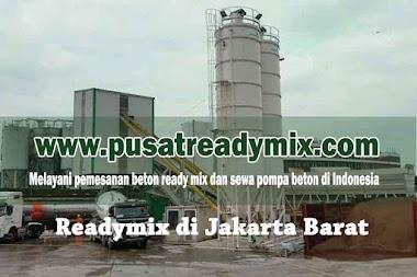 HARGA BETON COR / READY MIX JAKARTA BARAT 2020