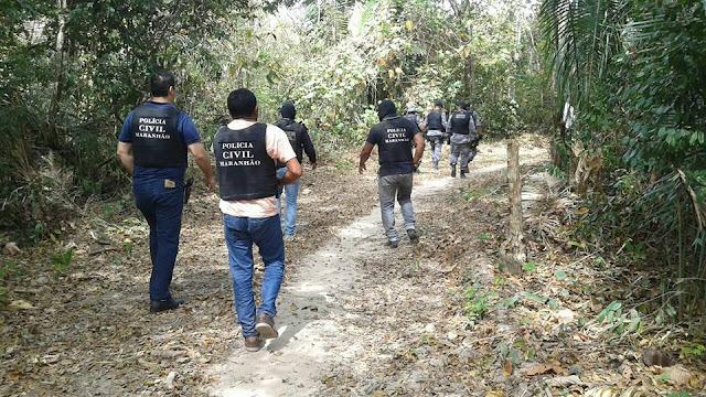 Polícia prende mulher acusada de homicídio em Itapecuru Mirim