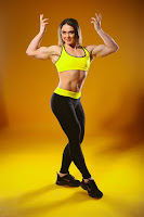Female bodybuilding Beauty Muscle