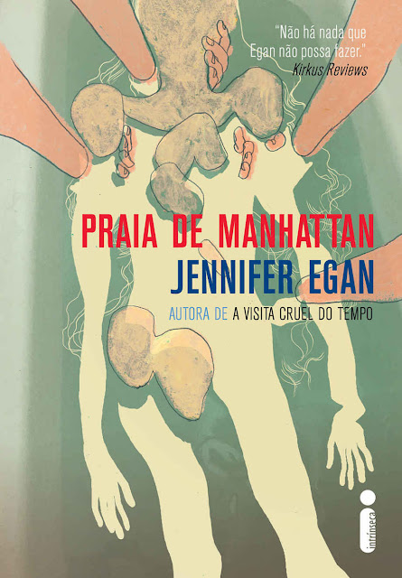 Praia de Manhattan - Jennifer Egan