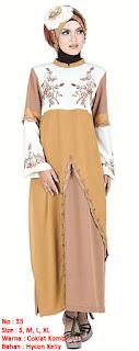 SALE 65% | Baju Muslim | Baju Gamis | Gamis Syar'i 33
