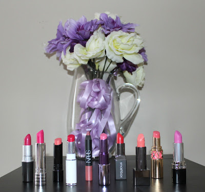 Top 10 Lipsticks for Spring 2016