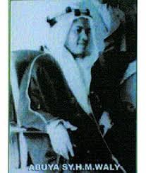 Silsilah Keilmuan Abuya Muda Wali Al-Khalidi