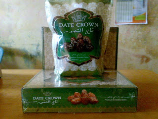 Kurma Khalas Date Crown Premium Emirates Dates 2