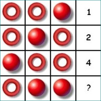 Missing Ball Sequence Puzzle