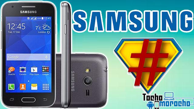 Root Samsung Galaxy Ace 4 SM-G313F y SM-G313MU