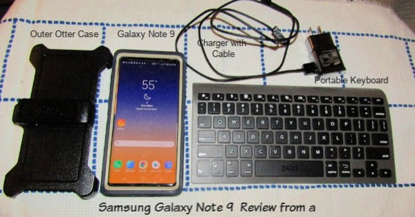 Samsung Galaxy Note 9 Review from a First Time Smartphone User