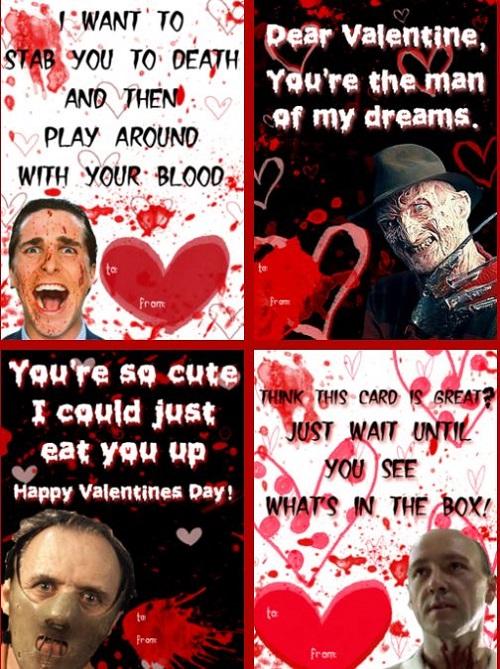 horror villains want your heart
