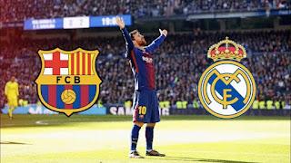 Реал Мадрид – Барселона смотреть прямую трансляцию онлайн 02/03 в 22:45 по МСК.