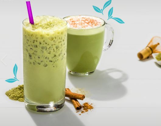 Mar. 16 - 18 | New Matcha and Matcha Horchata Drinks Are Only $1 @ Coffee Bean and Tea Leaf