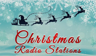 2017 Christmas Radio Stations in CALIFORNIA