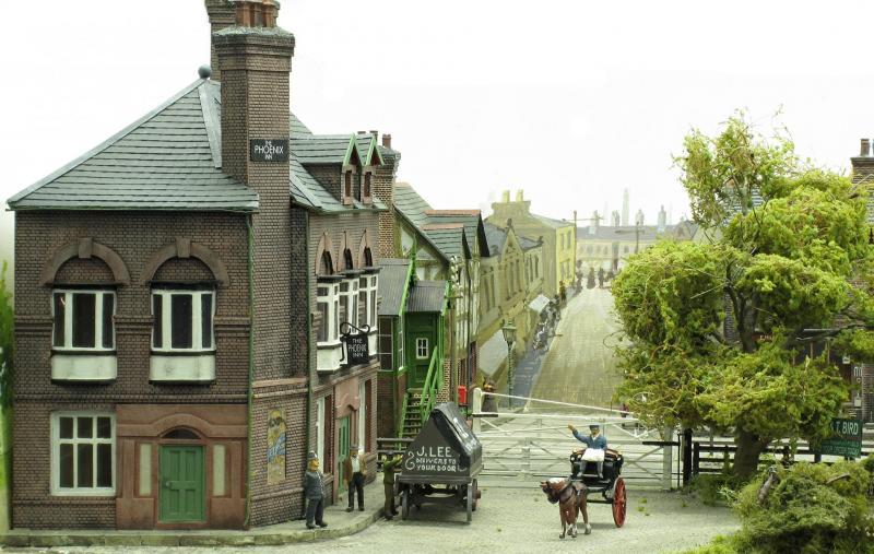 Usmrr aquia line and other model railroad adventures nice - Model railroad backdrops ...