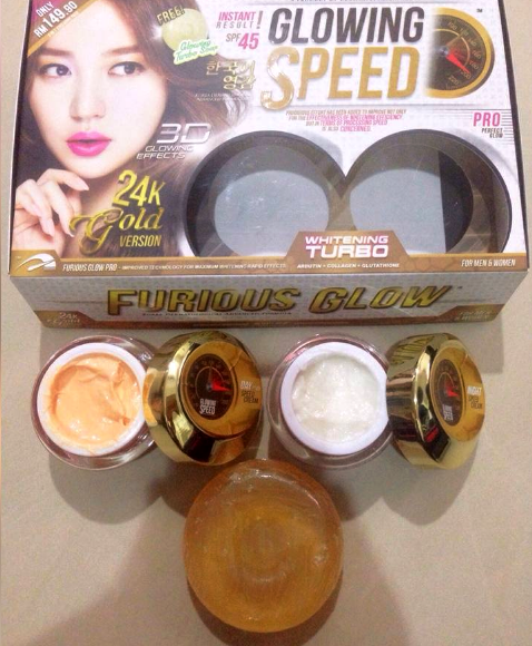 glowing speed skincare original