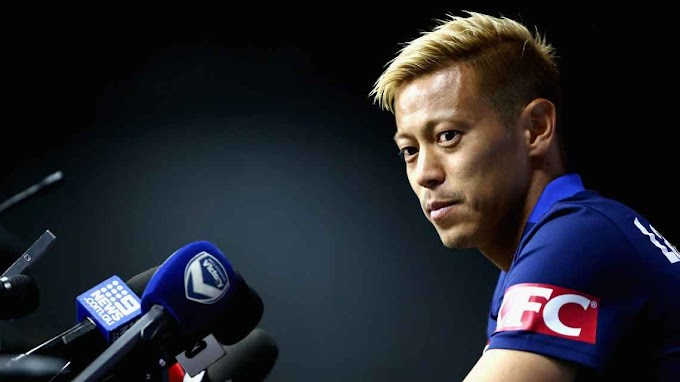 Keisuke Honda has still got it Down Under