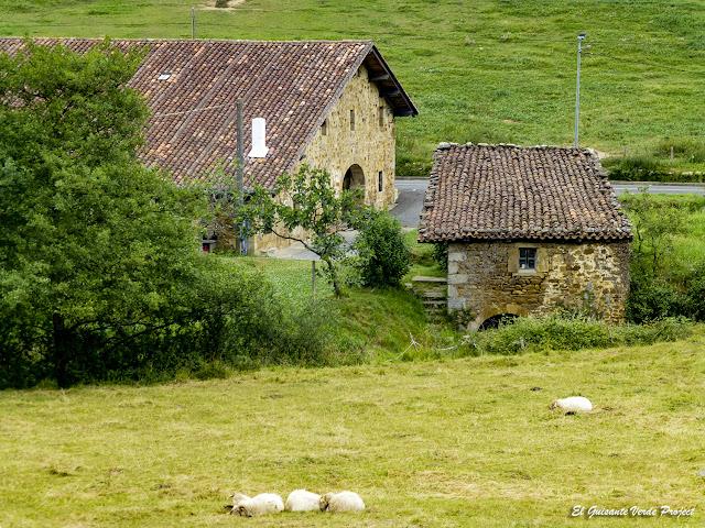 Via Verde de Arrazola, molino de Ibarra por El Guisante Verde Project