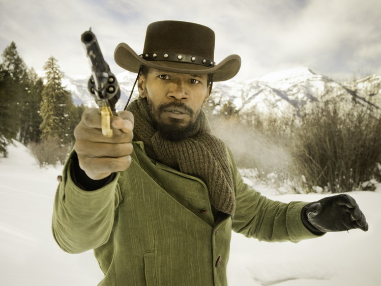 Mrvvip Official Jamie Foxx Naked For Django Unchained-7912