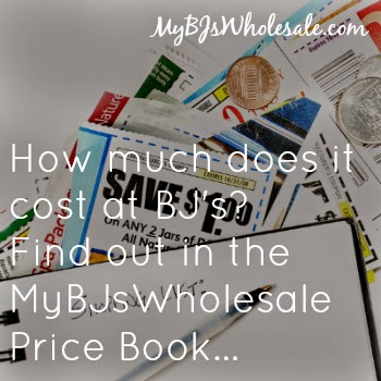 MyBJs Wholesale Price Book