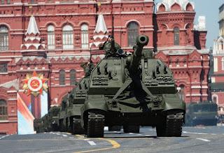 La Russie fête le 71e anniversaire de la victoire contre les nazis