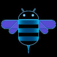 Logo of Android 3.0 aka Honeycomb
