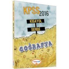 Yediiklim KPSS Kısayol Serisi Coğrafya (2016)