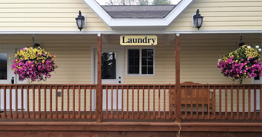 Guest Laundry Open 24/7