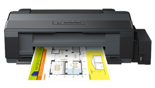 Download Epson EcoTank L1300 drivers