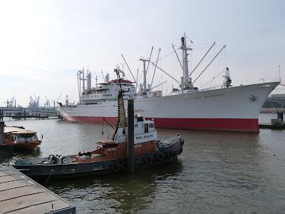 Cap San Diego Hamburg Hafen
