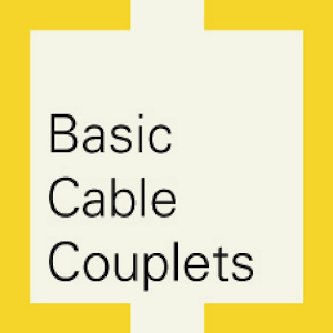 Basic Cable Couplets