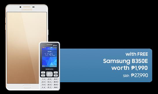 GSS 2017 Galaxy C9 Pro Bundle