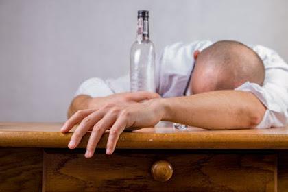 Sirosis Alkoholik Penyakit Berbahaya Para Pecandu Minuman Keras
