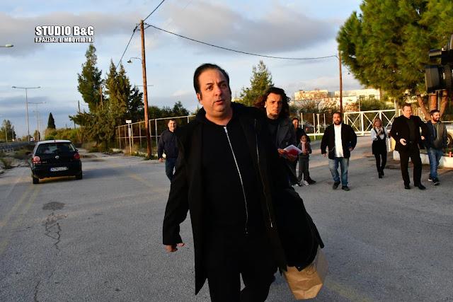 Ελεύθερος αφέθηκε από τις φυλακές στο Ναύπλιο ο ενεχυροδανειστής Ριχάρδος Μυλωνάς (βίντεο)
