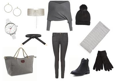 "<img alt=""see more women winter outfit in grey shades"">"