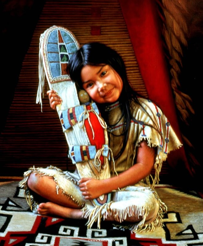 "native american children diversity Only women and children live in this war-torn ""we think there was a great deal more diversity in the original native american populations than is apparent."