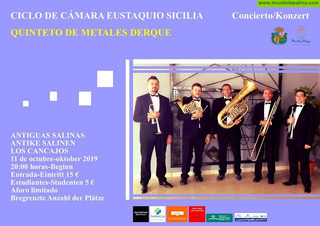 """SALINAS: Quinteto de Viento """"Derque"""""""