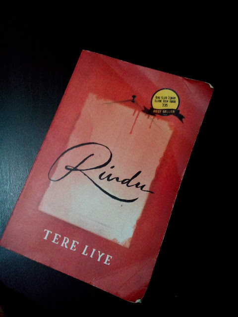 novel rindu tereliye