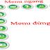 Tạo menu bằng hình ảnh với hiệu ứng Rock & Roll