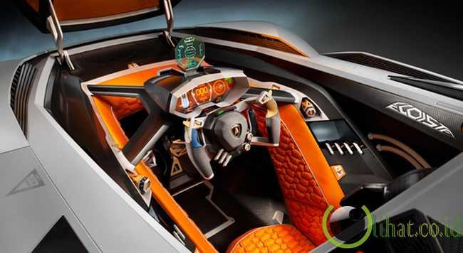 Lamborghini Egoista (konsep)