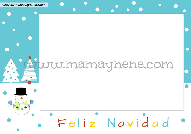 FREEBIES-NAVIDAD-CHRISTMAS-MAMAYNENE-SNOW