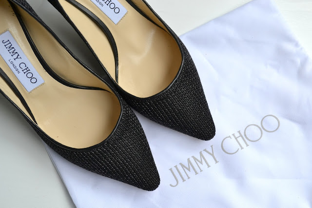 Jimmy Choo Romy 60 in Black