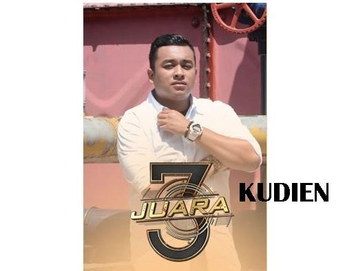 biodata Kudien peserta 3 Juara TV3, biodata 3 Juara TV3 Kudien, profile Kudien 3 Juara TV3 2016, biografi Kudien, profil dan latar belakang Kudien 3 Juara genre rock, gambar Kudien 3 Juara TV3