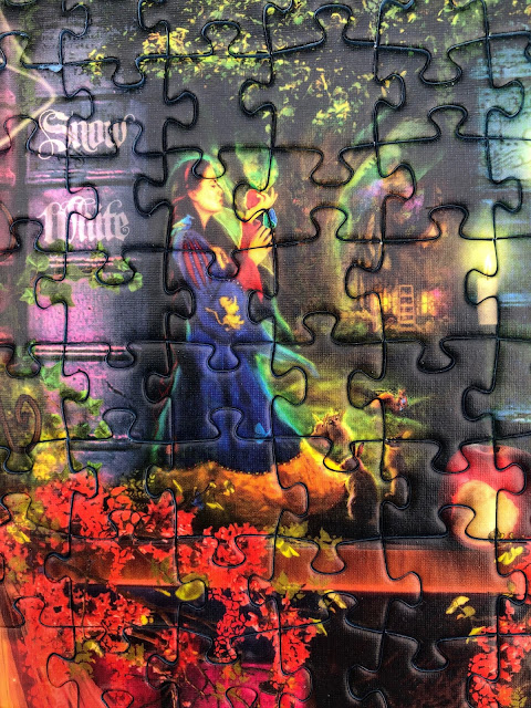 best jigsaw puzzles about books