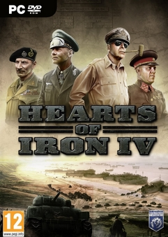 Hearts of Iron IV (4) PC Full 1 Link Español ISO