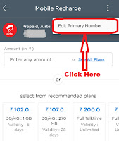 how to change mobile number in mobikwik account