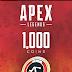 Apex Legends 1000 Coins VC PC
