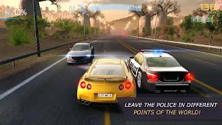 تحميل لعبه CarX Highway Racing مهكره